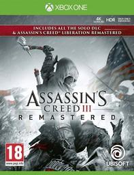 Assassin's Creed III Обновленная верс...