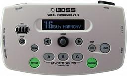 Прибор звуковой обработки Boss VE-5-WH