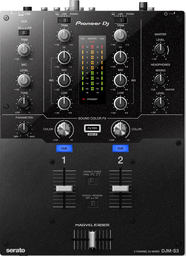 Dj-микшер Pioneer DJM-S3