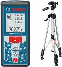 Дальномер Bosch GLM 80 + BS150