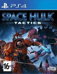 Space Hulk Tactics PS4 английская версия