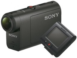 Экшен-камера Sony HDR-AS50R Black
