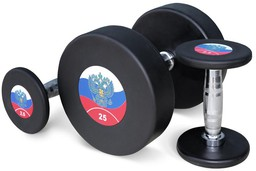 Body-Solid FDS-11 10 пар 2,5-25 кг