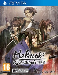 Hakuoki: Kyoto Winds PS Vita английск...