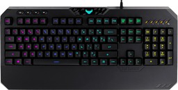 Asus TUF Gaming K5 USB Black
