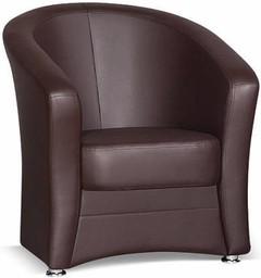 Кресло Цвет Диванов Андорра шоколад 7...