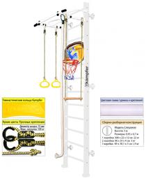 Kampfer Helena Wall Basketball Shield