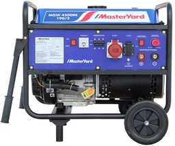 Электрогенератор MasterYard MGW 4500R...