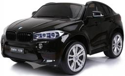Электромобиль Barty BMW X6M Black (дв...