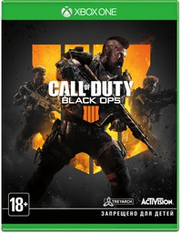 Call of Duty Black Ops 4 Xbox One рус...
