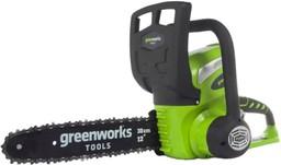 Электрическая пила Greenworks G40CS30K3…
