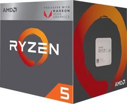 Процессор (CPU) AMD Ryzen 5 2400G 3.6GHz