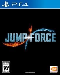 Jump Force PS4 русские субтитры