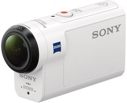 Экшен-камера Sony HDR-AS300 White