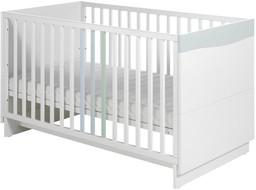 Кроватка Geuther Wave белый/пастель