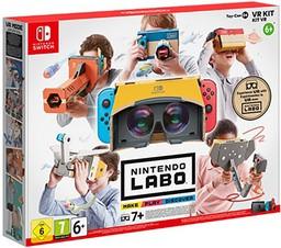 Nintendo Labo: «VR» Nintendo Switch