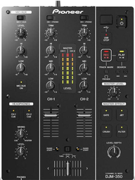 Dj-микшер Pioneer DJM-350