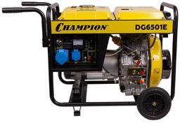 Электрогенератор Champion DG6501E