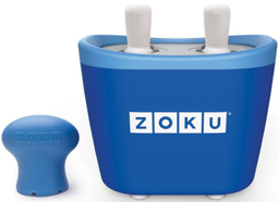 Мороженица Zoku Duo Quick Pop Maker Blue