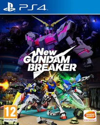 New Gundam Breaker PS4 английская версия