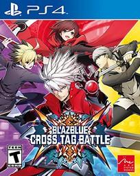 Blazblue: Cross Tag Battle PS4 англий...