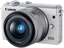 Фотоаппарат Canon EOS M100 Kit 15-45m...