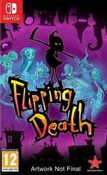Flipping Death Nintendo Switch англий...