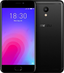 Смартфон Meizu M6 LTE 2Gb 16Gb Black