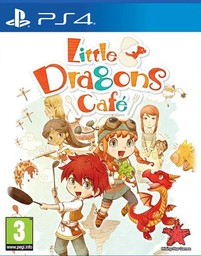 Little Dragons Cafe Limited Edition P...