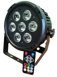 Pro Svet Light LED PAR 7 RGBWAU...