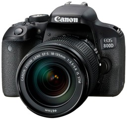 Фотоаппарат Canon EOS 800D Kit ...