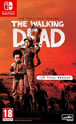 The Walking Dead: Final Season Ninten...