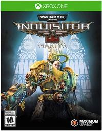 Warhammer 40.000: Inquisitor - Martyr...