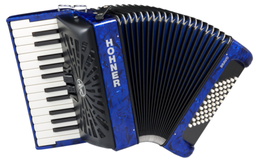 Hohner The New Bravo II 48 Dark...