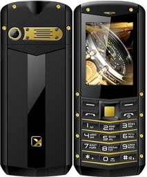 Texet TM-520R Black Yellow