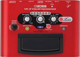 Прибор звуковой обработки Boss VE-2 V...