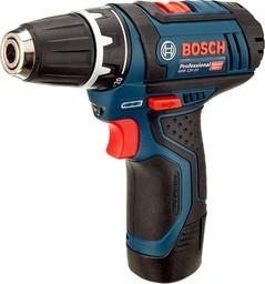 Дрель Bosch 0601868109 (2 АКБ и ЗУ)
