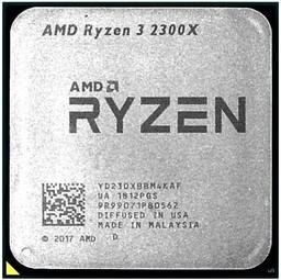 Процессор (CPU) AMD Ryzen 3 2300X 3.5GHz