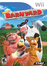 Barnyard Nintendo Wii английская версия