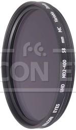 Falcon Eyes UHD ND2-400 MC 58mm