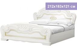 Двуспальная кровать Интердизайн Лара бе…