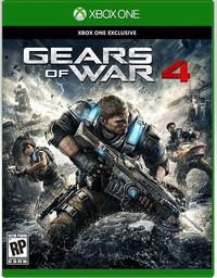 Gears of War 4 Xbox One русские субтитры
