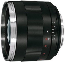 Zeiss Planar T* 1.4/85 ZE 85mm f/1.4 Ca…