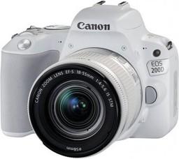 Фотоаппарат Canon EOS 200D Kit ...