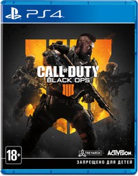 Call of Duty Black Ops 4 PS4 русские ...