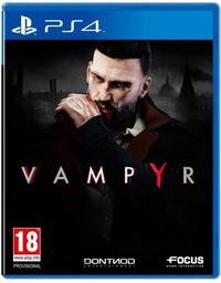Vampyr PS4 русские субтитры
