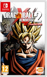 Dragon Ball Xenoverse 2 Nintendo Swit...