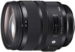 Sigma AF 24-70mm f/2.8 DG OS HSM Art Ca…