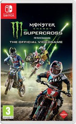 Monster Energy Supercross Nintendo Sw...