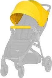 Капор Sunshine Yellow для колясок Bri...